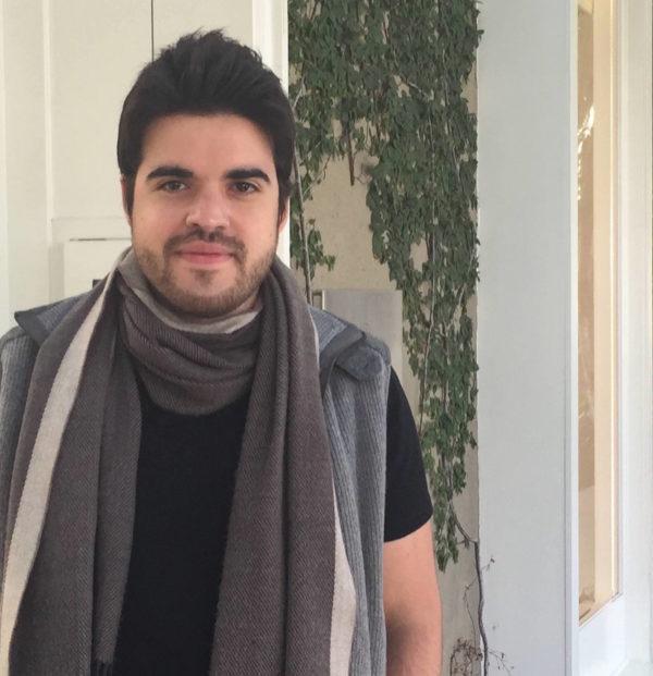 Film Producer Meric Aydin