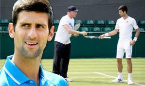 Djokovic Denies Rumors of Cheating