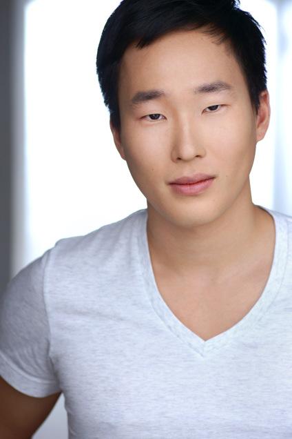 Actor Jay Kim shot by Jonathan Vandiveer