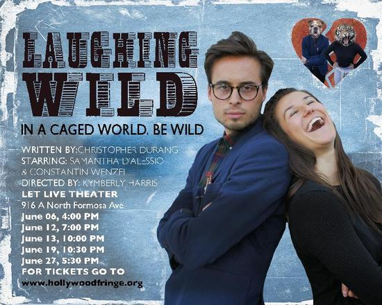 laughing wild Have you noticed that most theatre from the last four years dealing with the big question of human survival has focused on the sort of.