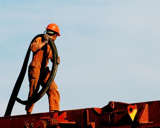 The oilman