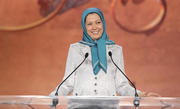 Maryam Rajavi addresses audience in Ramadan Gathering in Paris 2015