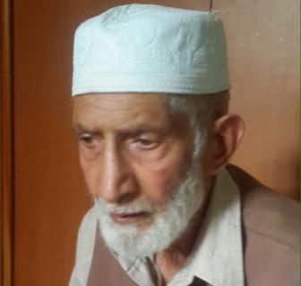Bakshi Ghulam Ali