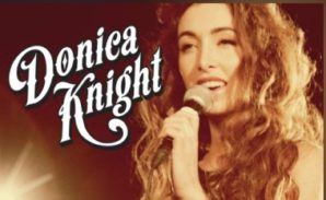 Country Rocker Donica Knight Featured On New Itunes App From Million-Download Company Jamn