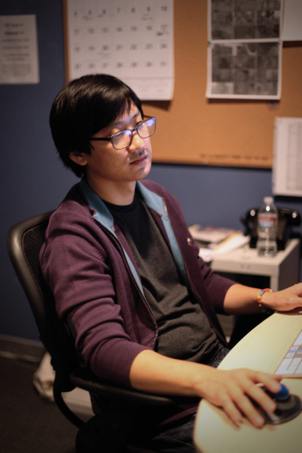 Film Editor Sunghwan Moon