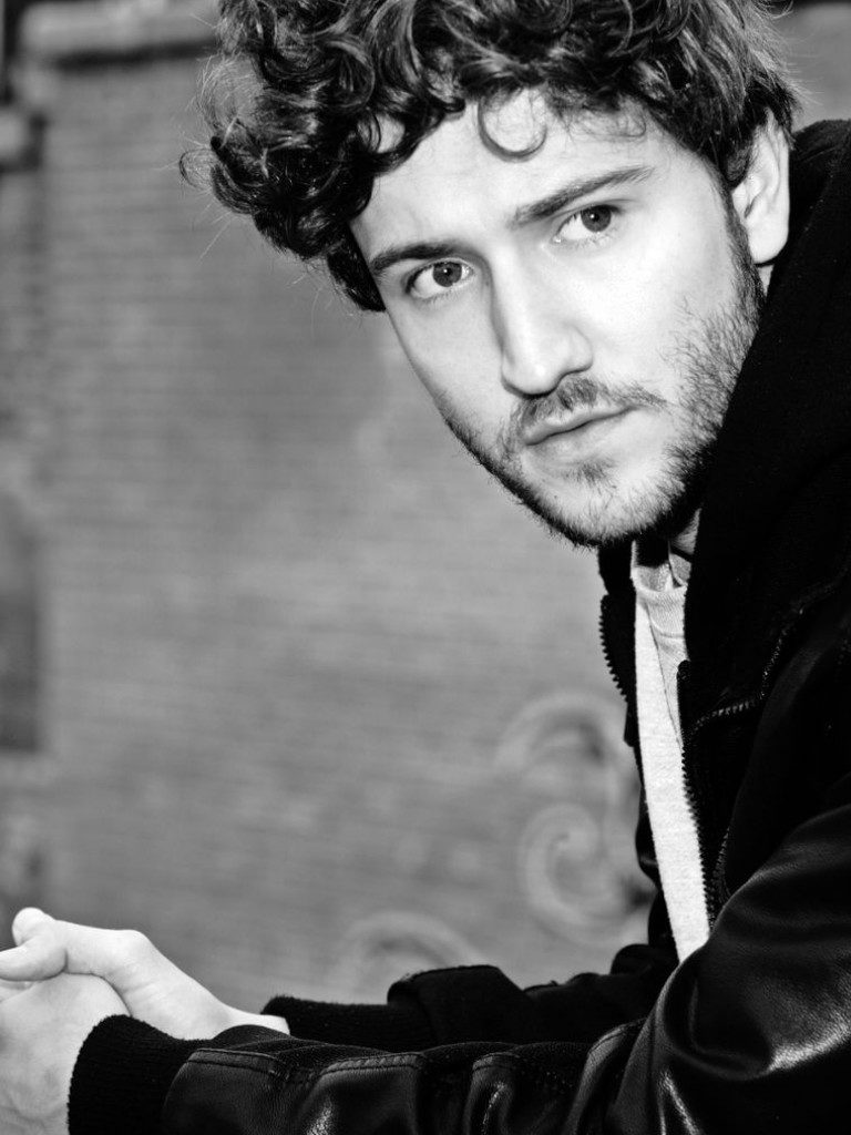 German Actor Raphael Keric