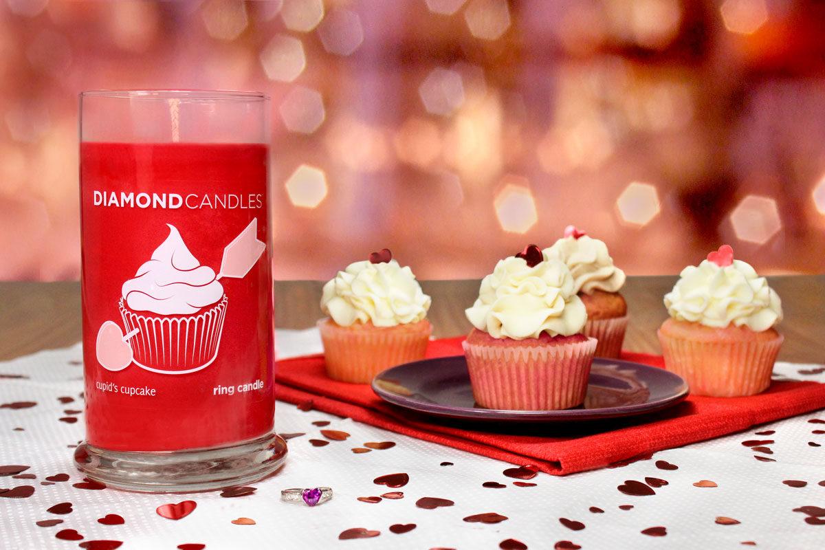 Credit Diamond Candles