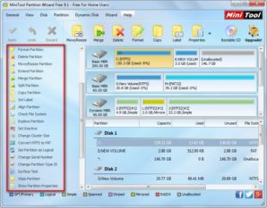 partition wizard 10.1