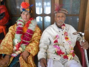 Kalash community religious Qazi passes away
