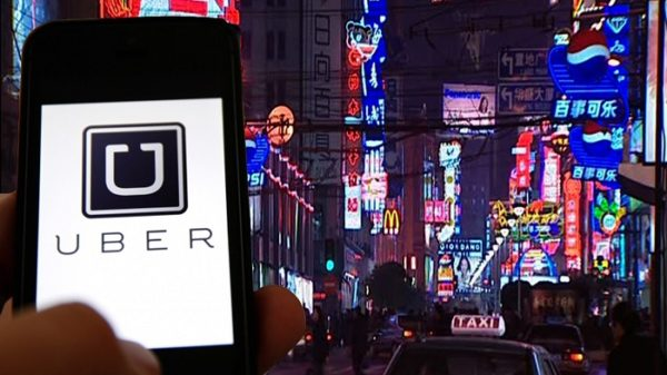 Uber Raises Funds in China Worth $7 Billion
