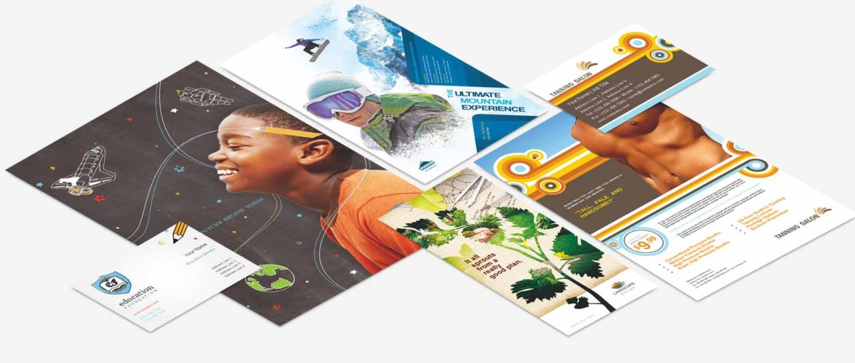 print media examples