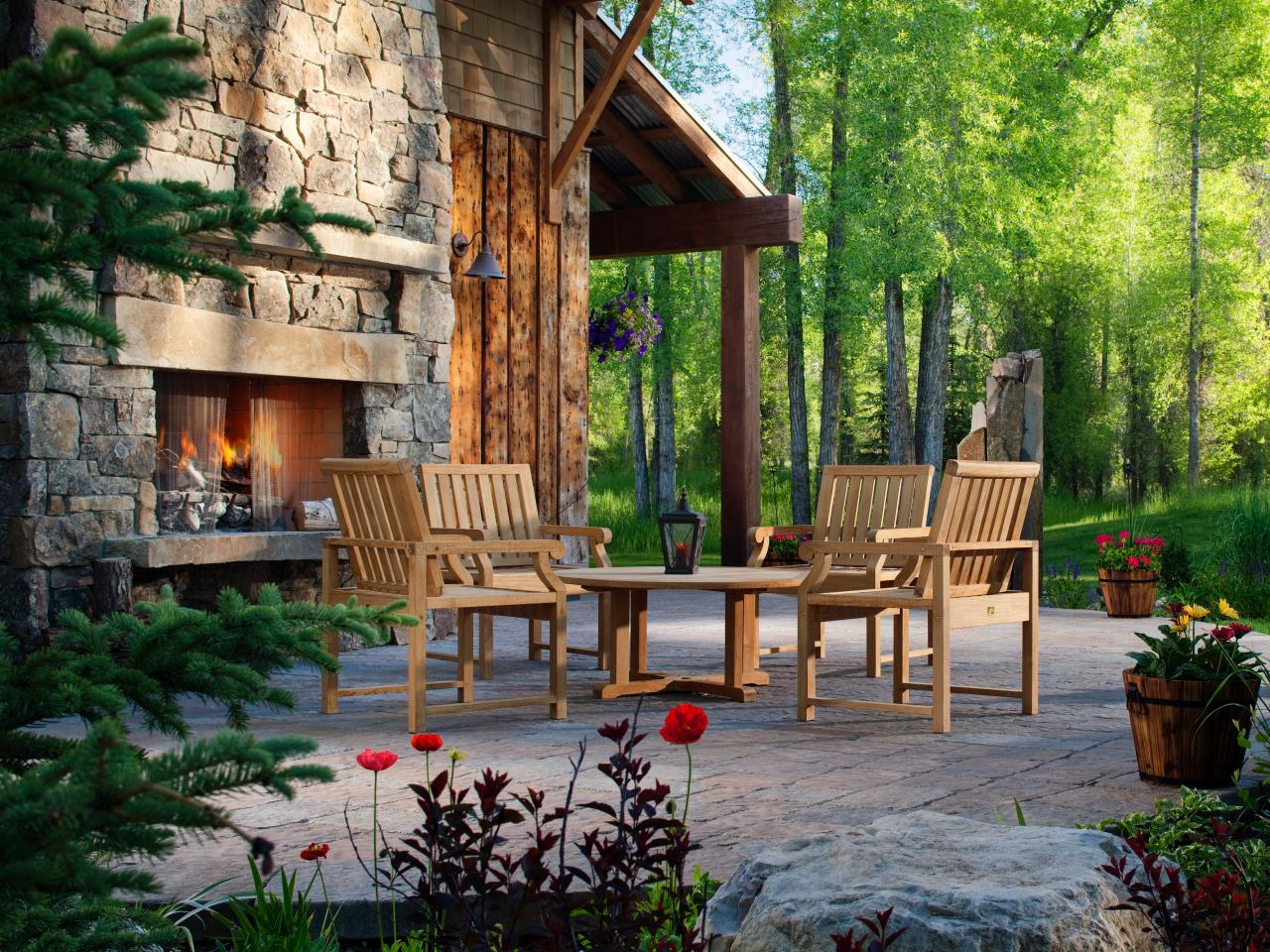 Outdoor Patio Living Room Furniture