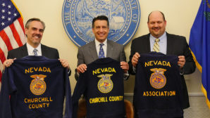 White House Vets Nevada Governor for Supreme Court Seat