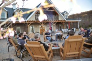 Photo courtesy of Boulder Crest Retreat