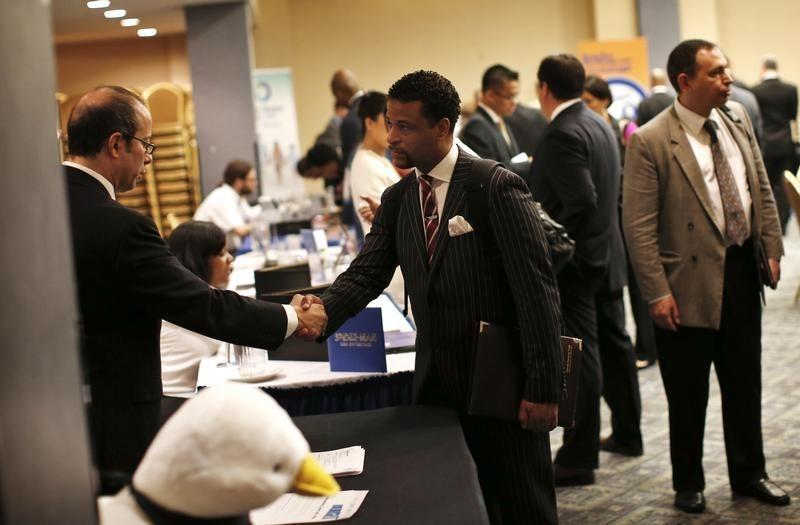 US Jobs Market is Firming; Report