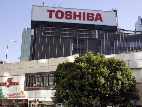 Toshiba Announces Asset Sale Amidst Share Decline