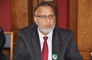 Cllr Shaukat Ali