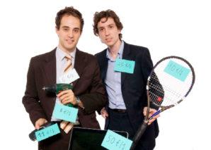 E-Loue founders Benoit Wojciechowski and Alexandre Woog