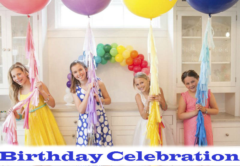 Add Charm in Birthday Party with Balloons