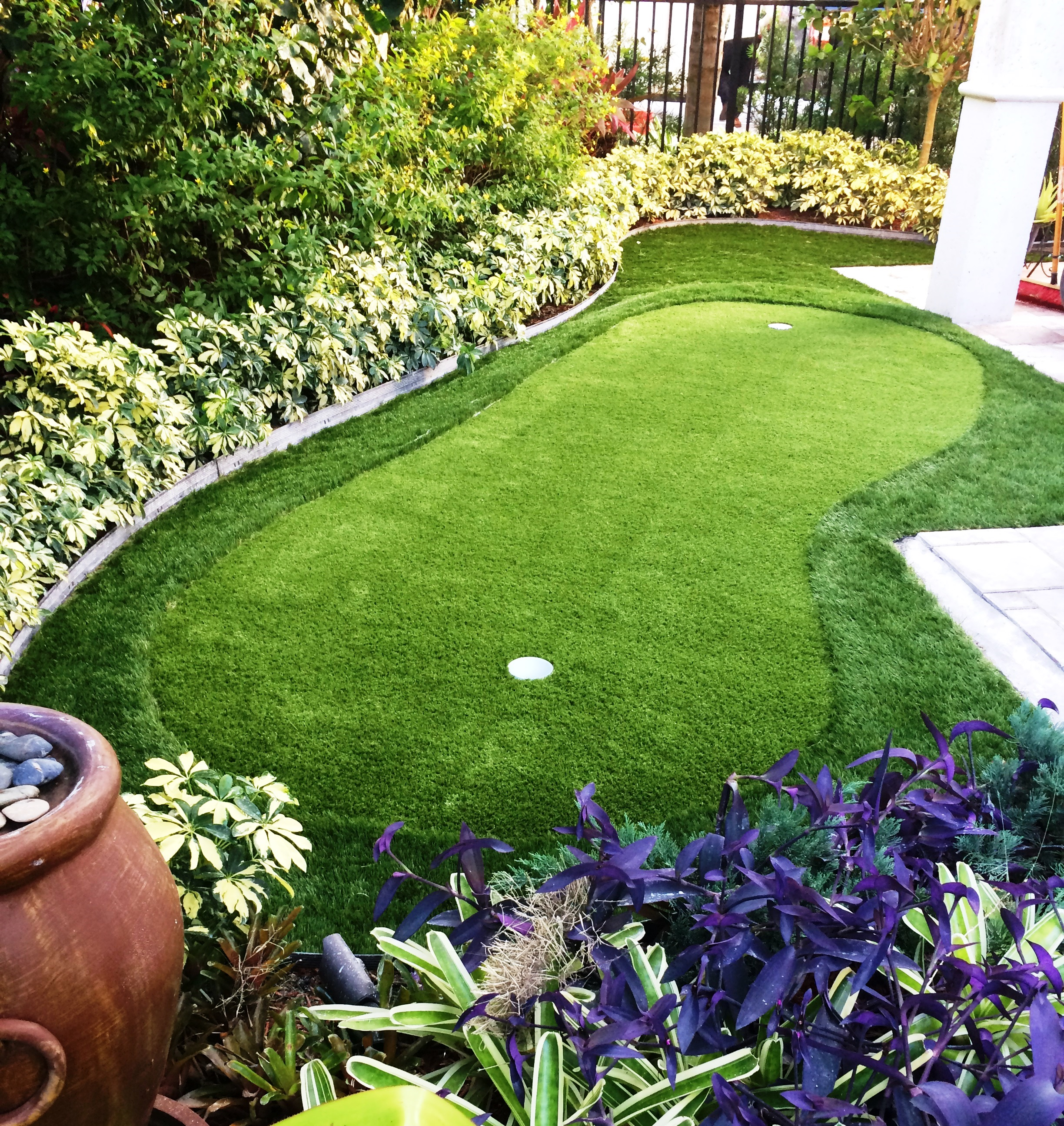 Backyard Landscaping Ideas Time To Go Green Your Home