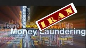 Stop aiding and abetting money laundering by Iran