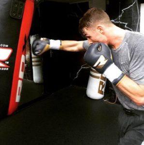 Punching bag australia
