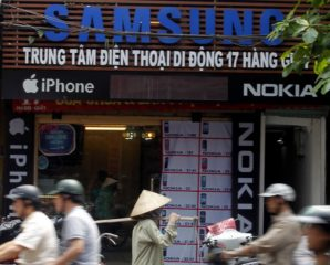 Samsung Goes Up Against the Emerging Brands