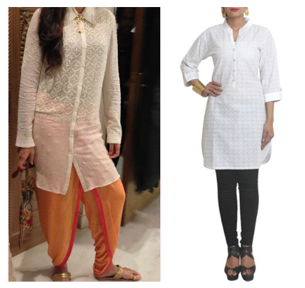 Chikankari kurtis pinterest and simaaya
