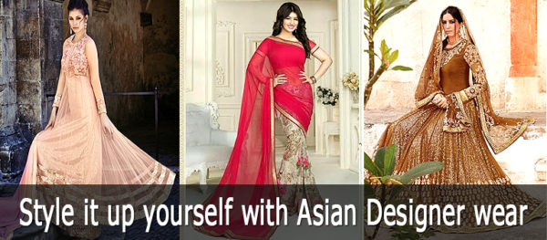 Style it up this Festive Season with Asian Party Wear - kaseeshonline
