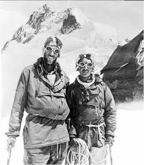 Hillary & Sherpa