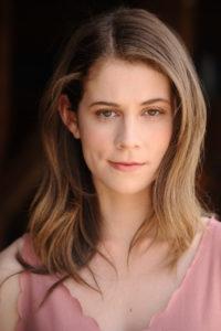 Canadian actress Alison Balnar
