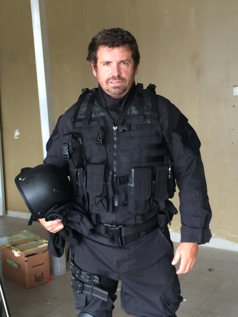 For more than 25 years, Carson Manning has brought his stunt performing and acting talent to film and TV productions.