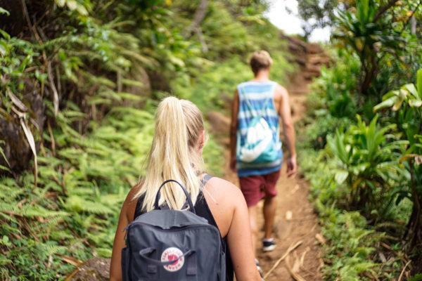Couple Hiking & Adventure Activities