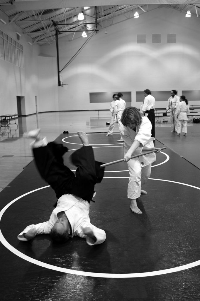 Why Girls Should Receive Self Defense Training?