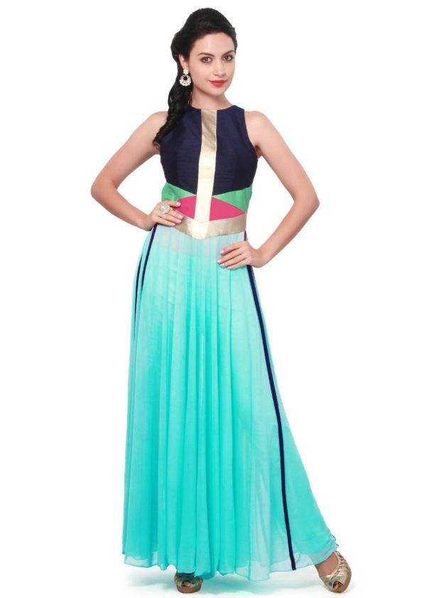 Ethnic Gown