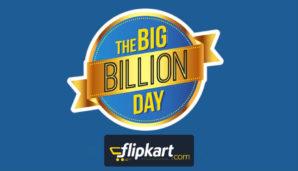 Flipkart Big Billion Day 2016 Date