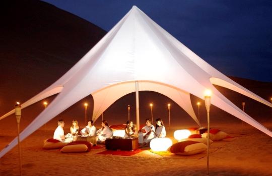 Evening/Overnight Desert Safari