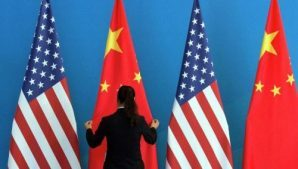 China compensates Brexit by support of Clinton