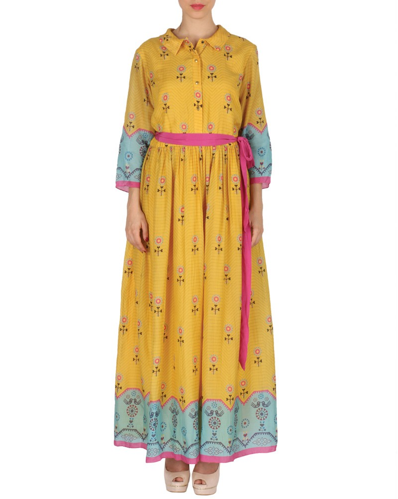yellow_georgette_designer_1