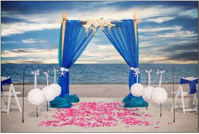 wedding ceremony accommodation