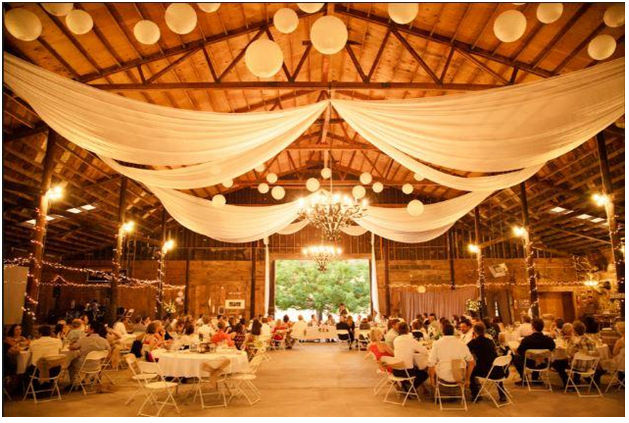 4 famous wedding themes inspirations ground report a country house could be a perfect choice for a shabby chic wedding reception you can also look for a barn or some open scenic location for a rustic junglespirit Gallery
