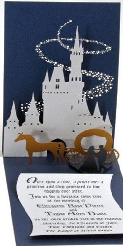 Fairytale Wedding Invitations
