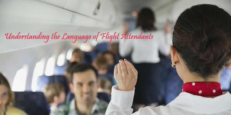 Language Of Flight Attendants