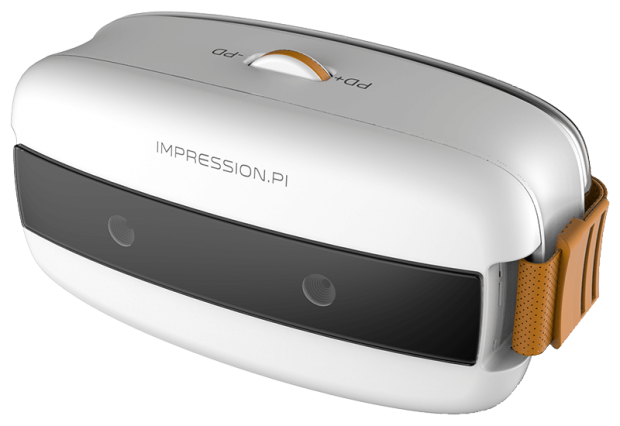 Impression Pi VR headset