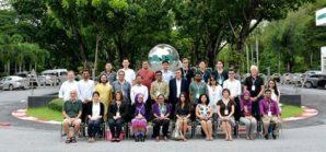 APSIG2016  started in AIT Thailand