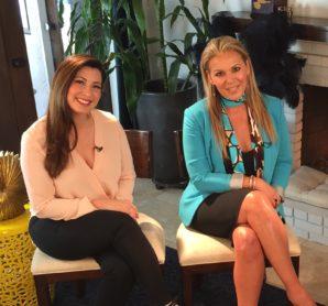Tina Aldatz and Margarita Floris, co-founders of Savvy Travelers