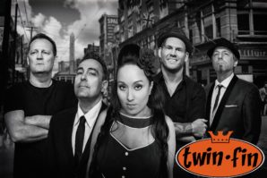 "Chart-topping Rockabilly-Swing Band ""Twin-Fin"" Releases New Album And Music Video With Infinite Entertainment Group"