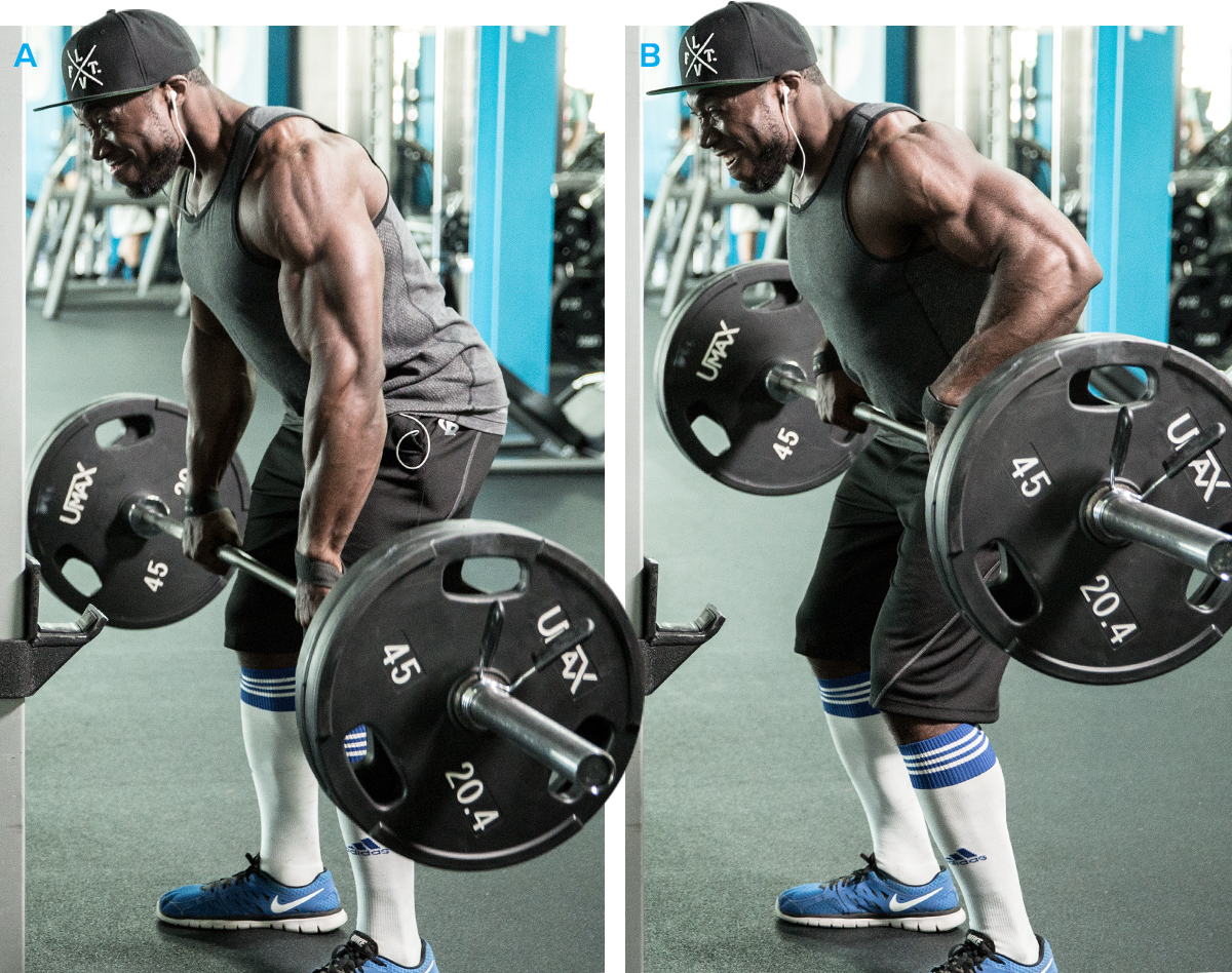 Muscle size resistance exercise