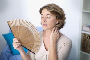 menopause, hotflush