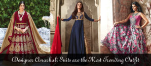 Designer Anarkali Suits are the most trending outfit - Kaseeshonline